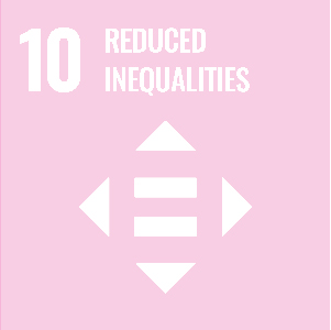 UN Goal - Reduced inequalities